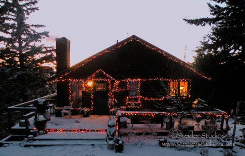 Steider Studios:  Cabin in the Woods