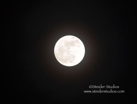 Steider Studios:  Full Moon 2, 12.27.12
