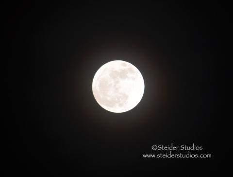 Steider Studios:  Full Moon 2, 12.27.12