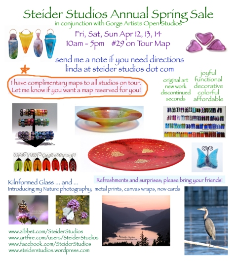Steider Studios is having a Studio Sale 2013